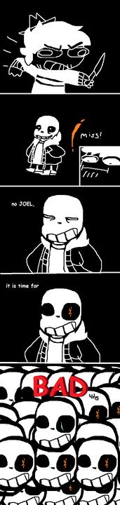 Image 29377 Game Undertale Genocide Genocide Run Ms Paint Mspaint Sans Streamer Joel
