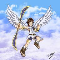 artist:digsgordon game:Kid_Icarus_Uprising pit streamer:vinny // 1500x1500 // 1.9MB