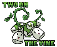artist:yaminoneko streamer:vinny two_on_the_vine vines vinesauce vineshroom // 535x436 // 145.2KB