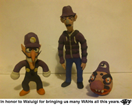 artist:smash3dsplayer2 clay game:sims_4 game:super_mario_64 hack sculptgl streamer:joel wah waluigi // 778x620 // 130.1KB