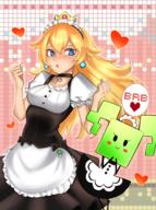 artist:delica brb game:super_paper_mario mimi princess_peach streamer:vinny // 1450x1950 // 2.2MB