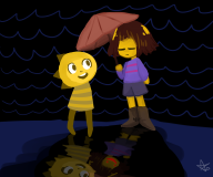artist:silver-tan game:undertale streamer:joel // 1881x1576 // 502.4KB