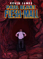 Paul_Blart artist:prettyflyforashyguy body_horror flesh_mall streamer:vinny // 736x1000 // 623.6KB