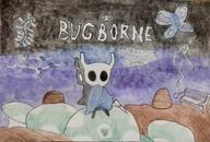 artist:UmbrellaMuffin crusty_watercolors game:Hollow_knight streamer:vinny // 1589x1077 // 2.9MB