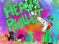 artist:nerobe colorful crazy game:heavy_bullets streamer:vinny vinesauce // 1600x1200 // 3.2MB