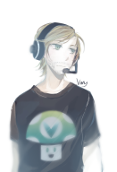 artist:nacura headphones sketch streamer:vinny vinesauce // 778x1133 // 310.5KB