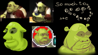 artist:superwiibros08 gba shrek streamer:vinny // 1580x900 // 668.5KB