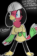 animal cherry creature fusion game:animal_crossing scoot streamer:vinny vinesauce // 320x480 // 60.0KB