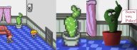 cactus game:earthbound game:mother_2 ness pokey streamer:joel vinesauce // 1732x640 // 994.4KB