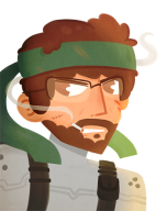 artist:lilybelle game:metal_gear_2 smoking snake streamer:ky // 382x482 // 189.2KB
