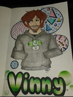 artist:vineoddessy streamer:vinny traditional vinesauce // 720x960 // 137.2KB
