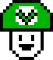 artist:push_hardly pixel_art streamer:vinny vineshroom // 850x950 // 18.8KB