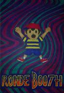 artist:CactusGreen game:earthbound ness randomizer streamer:joel // 1500x2200 // 1.9MB