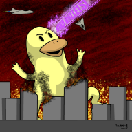 artist:locopoop game:pokedraw pokemon psyduck streamer:joel // 1000x1000 // 724.2KB