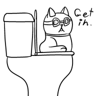 artist:voidabaddon cat game:catlateral_damage streamer:vinny toilet // 540x540 // 27.1KB
