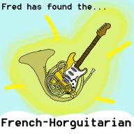 artist:stuphfers french_horn guitar streamer:fred // 800x800 // 106.7KB
