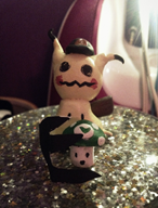artist:izzymcaul clay_figure game:pokemon mimikyu streamer:vinny // 455x595 // 288.8KB