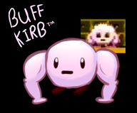 artist:queentipsy kirby plug_and_plague streamer:vinny swole // 669x555 // 146.8KB