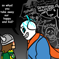 bad_time game:undertale no_mercy sans streamer:joel undertale_spoilers // 1500x1500 // 1.1MB