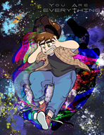 artist:toxius game:everything streamer:vinny // 1487x1925 // 5.1MB