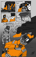 artist:tra$h_face barrels_o_fun comic game:sven_coop pizza streamer:vinny trash // 1110x1720 // 153.8KB