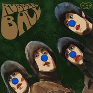 artist:fishfacade beatles clowns_only help_me im_suffering rubber_soul streamer:vinny // 1000x1000 // 737.5KB