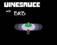 artist:asm game:undertale sprite vinesauce // 321x254 // 19.5KB