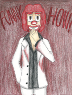 artist:dawnandchoco clown fart_shartly game:tomodachi_life streamer:vinny // 1660x2176 // 1.4MB