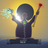 artist:ganonslam meat streamer:vinny // 1200x1200 // 1.0MB