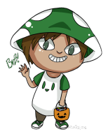 brb game:costume_quest_2 streamer:vinny vinesauce // 968x1206 // 314.1KB