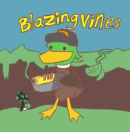 Game:Blazing_Beaks Rogue-like artist:Murphio duck streamer:vinny // 1500x1524 // 443.3KB