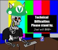 Bepsi Tech_Rage artist:jar-head brb pepsi streamer:joel technical_difficulties // 735x626 // 61.7KB