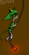 artist:kayya cat_link game:wind_waker_chaos_edition link streamer:vinny vinesauce // 385x720 // 118.9KB