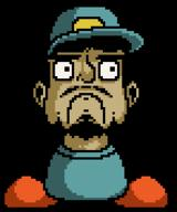 animated artist:mrweirdguy goomba pixel_art streamer:vinny what // 148x178 // 14.2KB