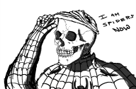 artist:primrose skeleton spider-man streamer:joel // 959x633 // 54.9KB