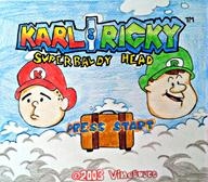 artist:Nanaki game:Mario_and_Luigi_Superstar_Saga karl ricky streamer:vinny // 1256x1097 // 1.1MB
