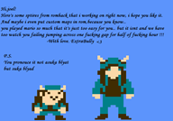 artist:extrabully rom_hacks sprite streamer:joel super_mario_bros // 997x697 // 46.8KB