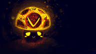 artist:placeholder darkshroom glow streamer:vinny vineshroom // 2560x1440 // 3.2MB