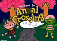 artist:wavestepp corruptions game:animal_crossing streamer:vinny // 1400x1000 // 954.4KB