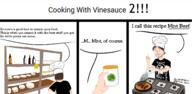 artist:salmiakki comic cooking_with_vinesauce game:cooking_simulator streamer:vinny // 2435x1190 // 682.9KB