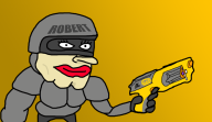 artist:chowder908 game:mario_paint robert_cop robocop streamer:joel // 928x539 // 362.7KB