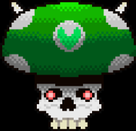 artist:travis green pixel_art streamer:joel vargshroom vineshroom // 480x464 // 4.4KB