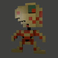 3d animated artist:carecoaxer bones game:super_bone_bros skeleton streamer:joel // 250x250 // 426.9KB