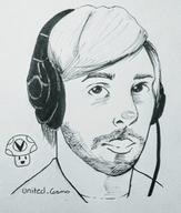artist:dagdex pencil_sketch streamer:vinny // 271x320 // 26.8KB
