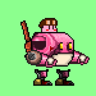 animated artist:ultra64 game:kirby_planet_robobot pixel_art // 375x375 // 34.4KB
