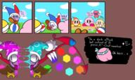 Marx artist:brookiebroo game:kirby_super_star_ultra kirby streamer:vinny // 1200x720 // 382.7KB