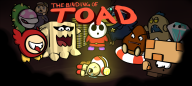 artist:furyextralarge captain_toad crossover game:binding_of_isaac game:captain_toad streamer:vinny // 2000x900 // 796.2KB