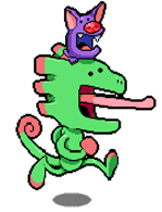 animated artist:jordizzle game:yooka-laylee pixel_art streamer:vinny // 402x525 // 71.0KB