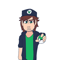 animated brb color game:pokemon streamer:vinny vine_shroom vinesauce vineshroom // 860x860 // 418.6KB
