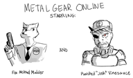 artist:dreamkazoo metal_gear_online streamer:vinny vinesauce // 1017x608 // 159.0KB
